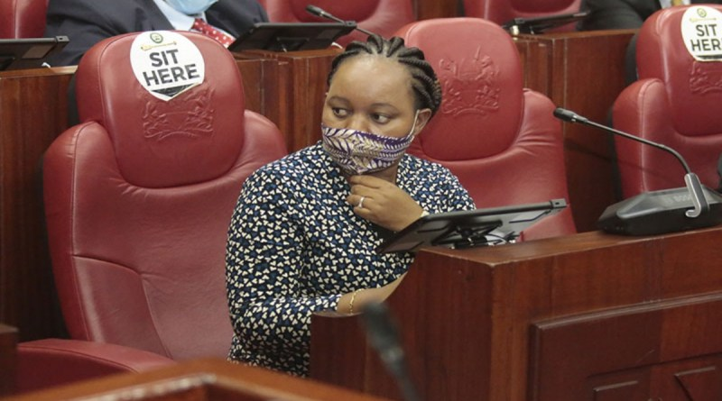 SENATE DISMISSES GOVERNOR WAIGURU IMPEACHMENT