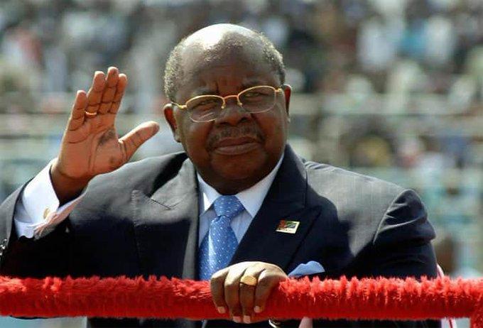 Kenya mourns former Tanzanian President Benjamin Mkapa