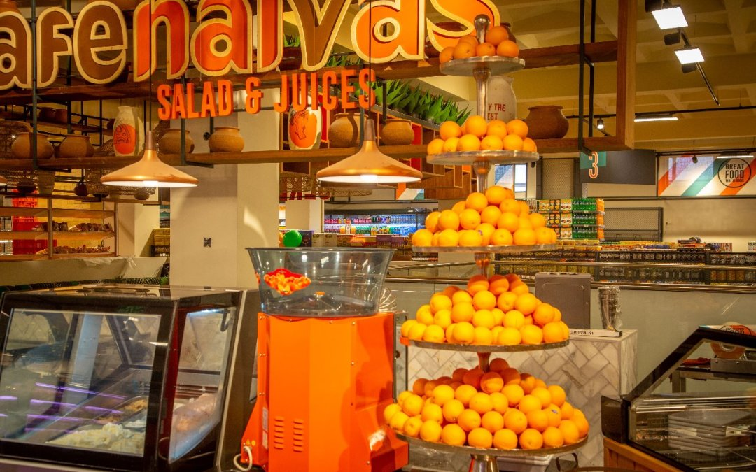 Naivas supermarkets opens Syokimau branch