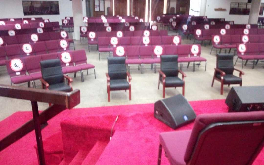 All set as CITAM Churches resume in-house worship