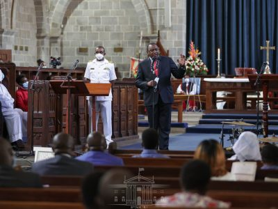 uhuru Anglican church