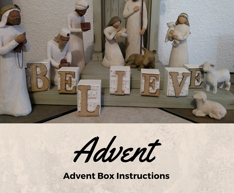 Advent – Creating a Season of Anticipation