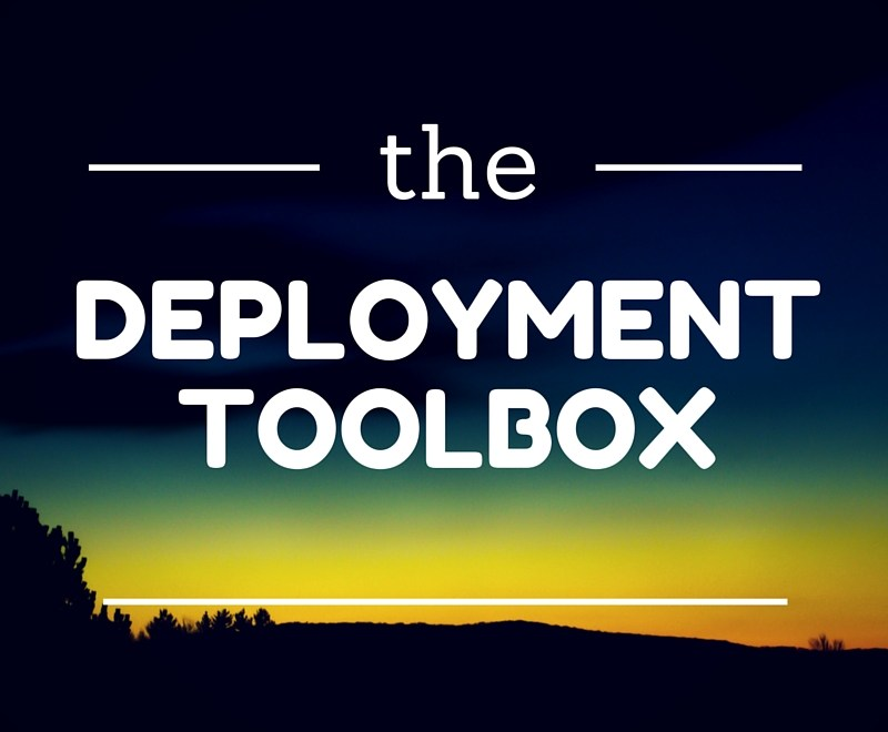 Deployment Toolbox
