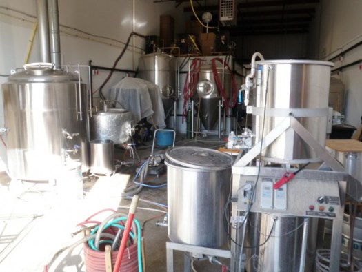 Rivertown Brewing Brewhouse