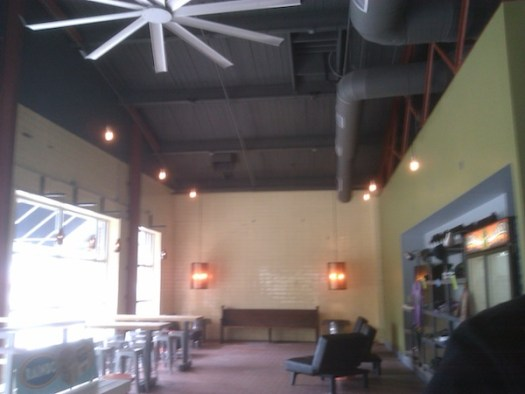 Tasting Room at West Sixth Brewing Company