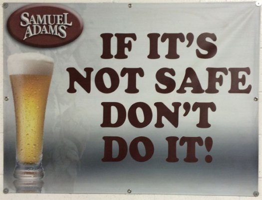 Sam Adams Safety