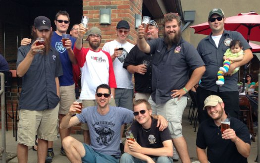 Battle Of The Local Beers 2013