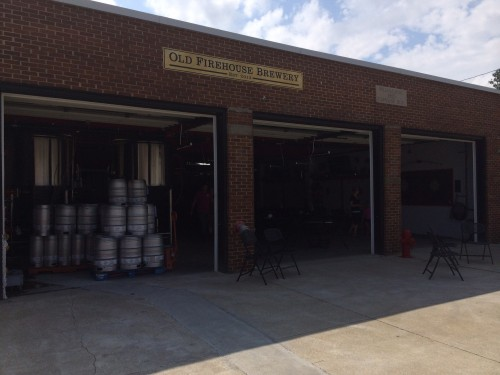 Old Firehouse Brewery exerior