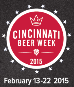 Cincinnati Beer Week 2015