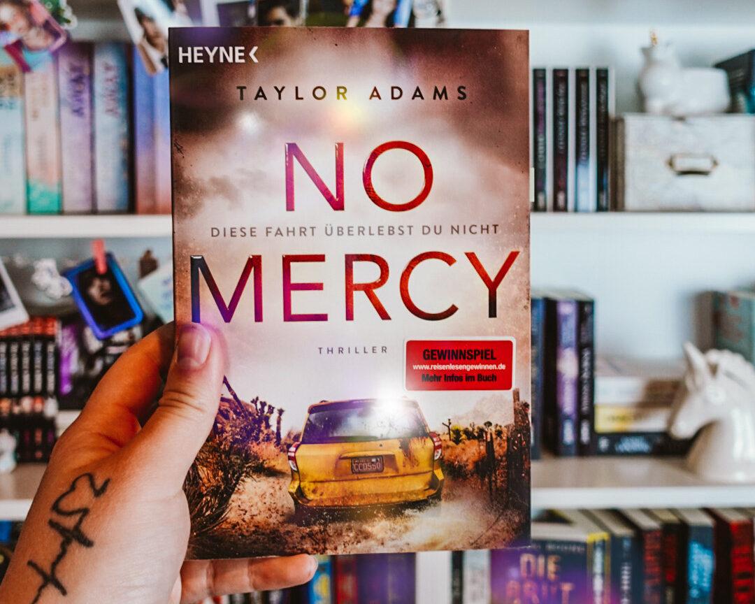 REVIEW ~ No Mercy Diese Fahrt überlebst du nicht
