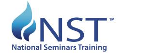 NST logo