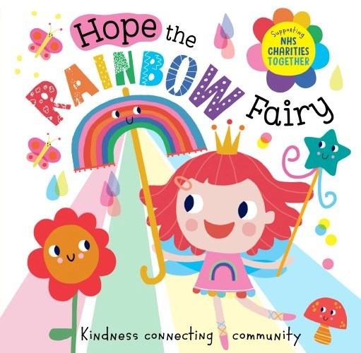 Hope the Rainbow Fairy Cover