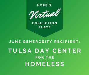 June Generosity Recipient: Tulsa Day Center for the Homeless