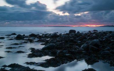 KB Criccieth Sunset
