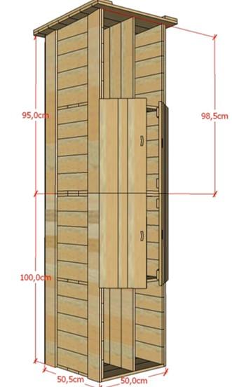 8 casiers-portes 2 rangées du milieu-4 rogné