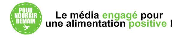 Logo pour nourrrir demain-le média engagé