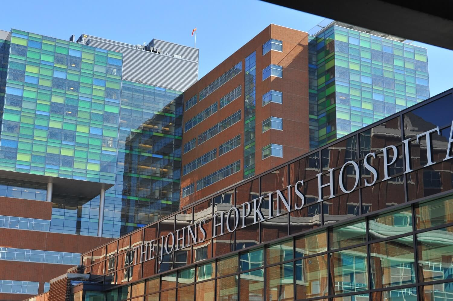 The Johns Hopkins Hospital Ranked #3 Nationally by U.S. News | ICTR