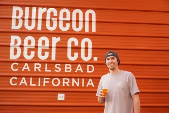 Co-Founder and Head Brewer Anthony Tallman