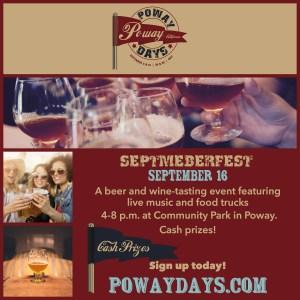 Septemberfest at Poway Days