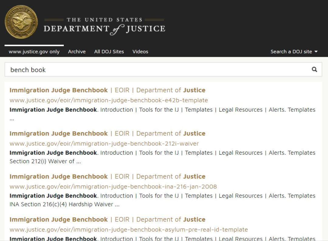 IJ Benchbook Screenshot