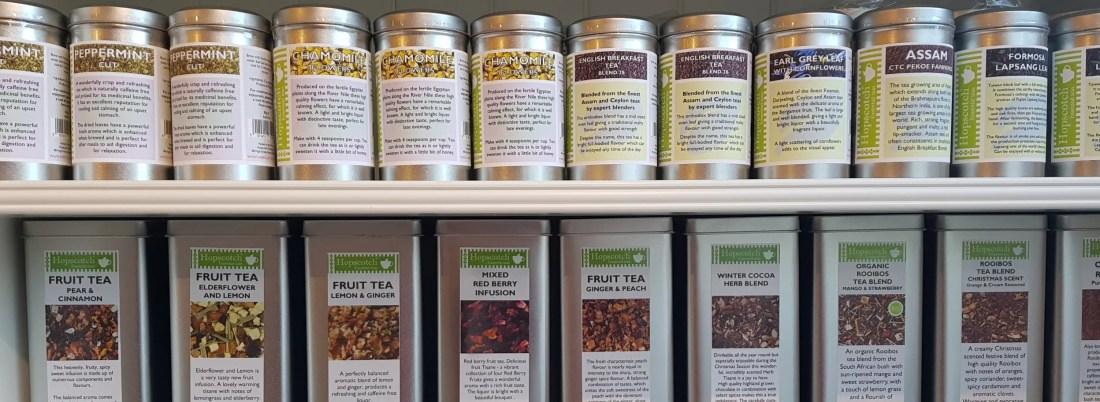 Loose Leaf Tea from Hopscotch