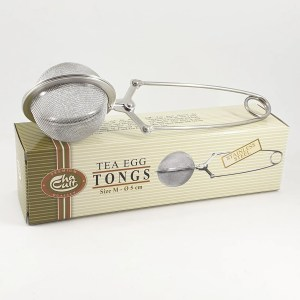 Tea tongs
