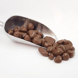 Milk Chocolate Honeycombe Bites