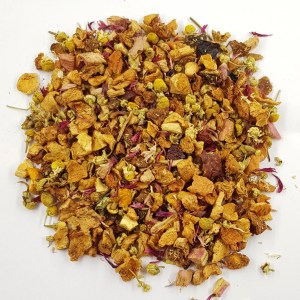 FRUIT BLEND - RHUBARB AND CHAMOMILE