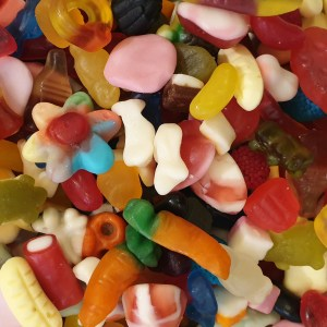 Pick & Mix No Sours