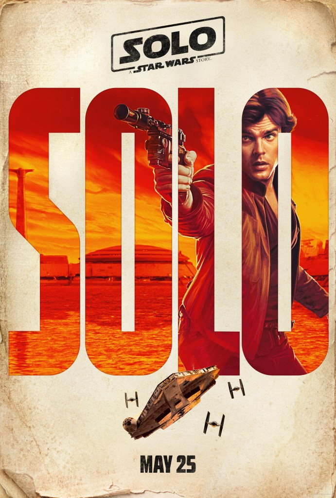 HanSolo, star wars, Movie, Solo, Disney, Mommy Blogger