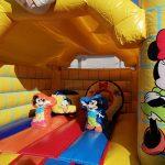 Spielelemente Hüpfburg Mickey & Freunde