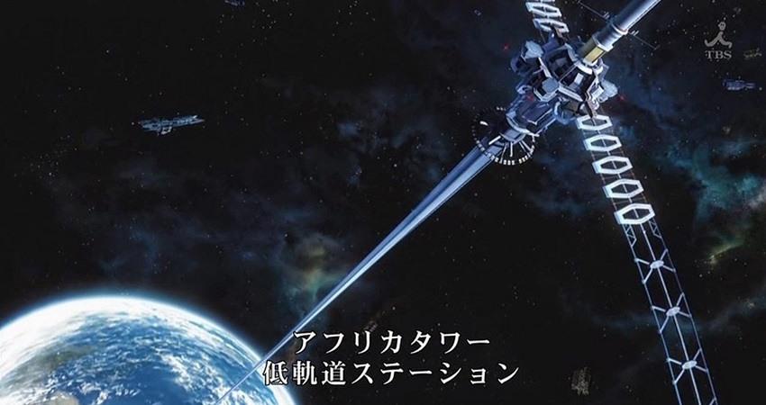Ascensor Espacial Japon