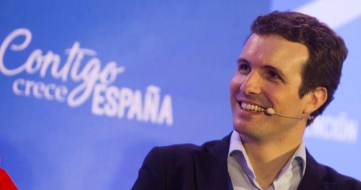 Casado quiere aplicar ya el 155 y nombrar un gabinete que vele por el cumplimiento de la Constitución en Cataluña