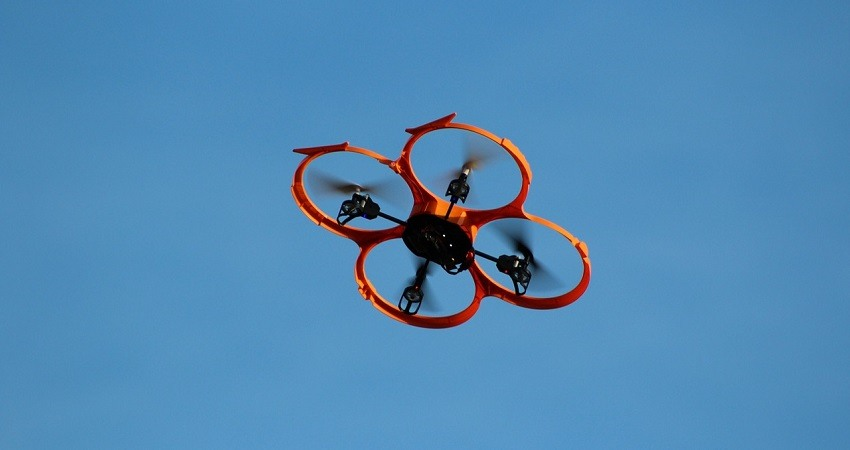 Drones en el aeropuerto de Gatwick