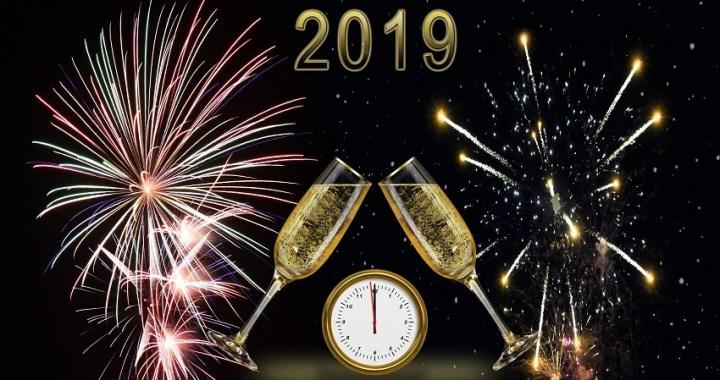 El mundo se despide de 2018 y recibe el nuevo año 2019
