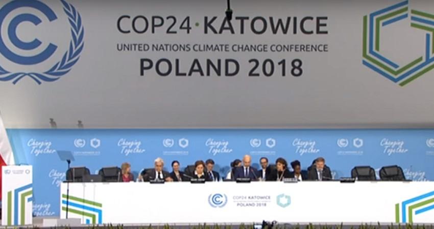 La cumbre del clima de Katowice consigue sellar las reglas para activar el Acuerdo de Paris