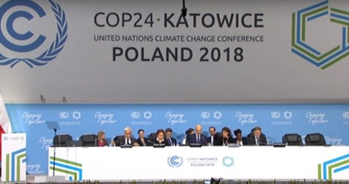 La cumbre del clima de Katowice consigue sellar las reglas para activar el Acuerdo de París