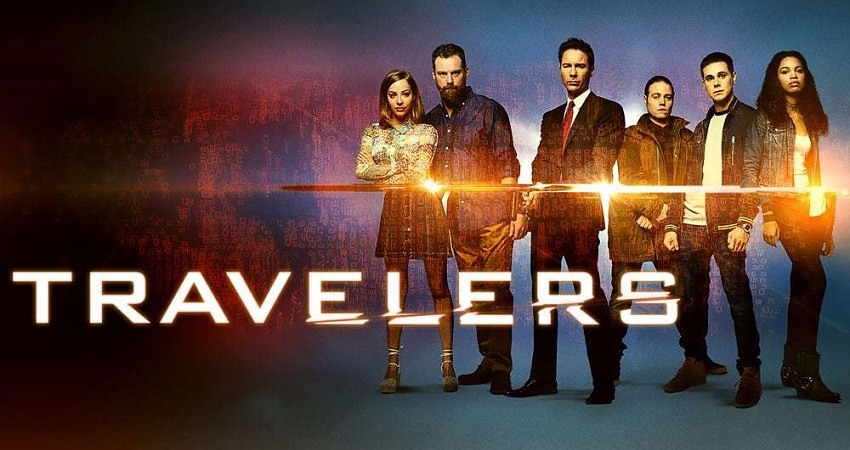 Travelers Netflix