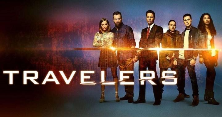 «Viajeros»: ¡Renovados para la temporada 3 exclusivamente en Netflix!
