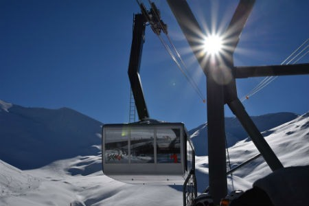 estacion de esqui Ischgl