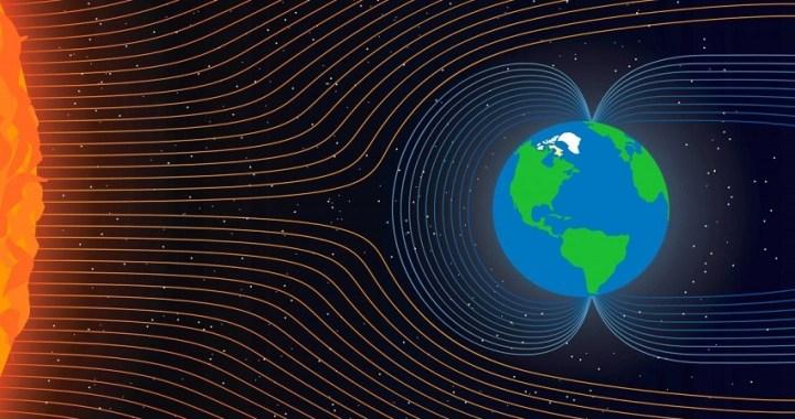 El campo magnético de la Tierra se está moviendo más rápido de lo esperado, y los científicos no tienen una explicación