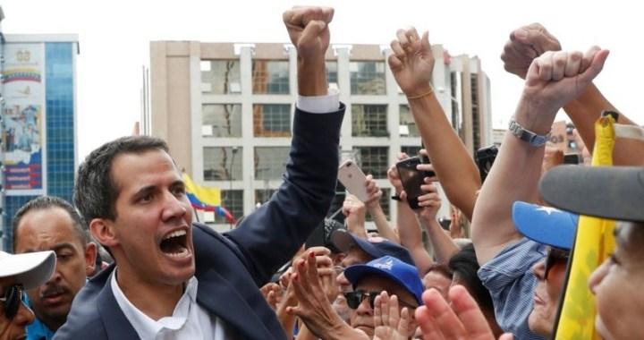 Juan Guaidó, el rostro del resurgimiento de la oposición venezolana