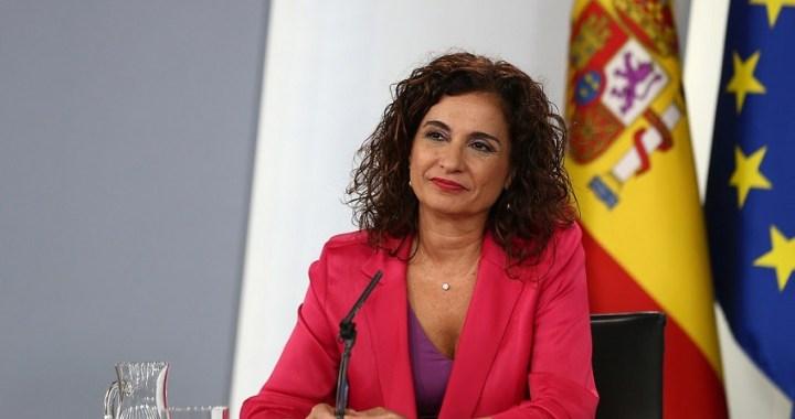 La ministra Montero asegura que habrá elecciones este año si no salen adelante los Presupuestos