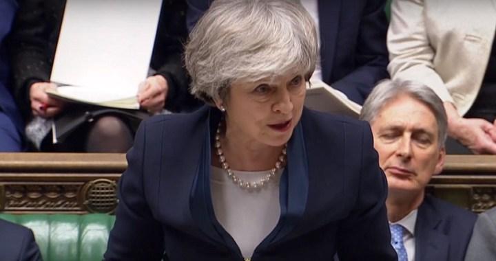 May sufre la Mayor derrota parlamentaria de un primer ministro británico en la era democrática