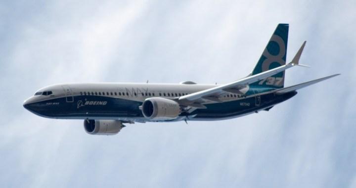 La actualización del sistema antibloqueo de Boeing 737 Max está lista