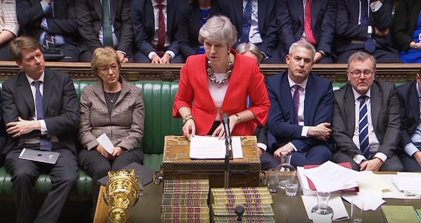 Los Comunes vuelven a tumbar el acuerdo de Theresa May para el Brexit