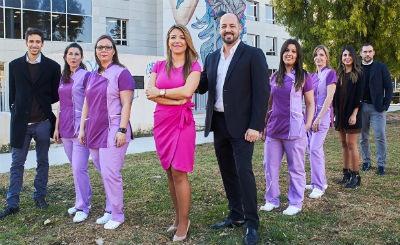 Equipo de la clinica Silfid