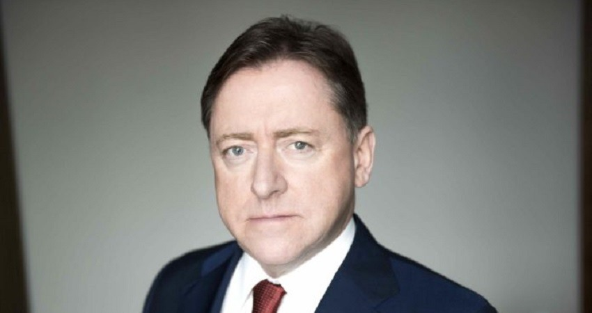 Gerry Byrne Santander