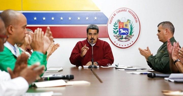 Maduro anuncia un plan de racionamiento de energía eléctrica de 30 días