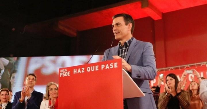 Sánchez acudirá al debate de TVE y Atresmedia